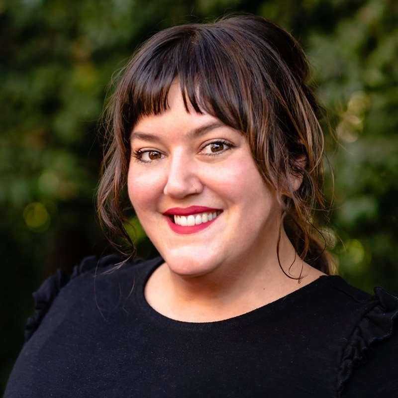 Kristine Mendoza, Marketing Manager
