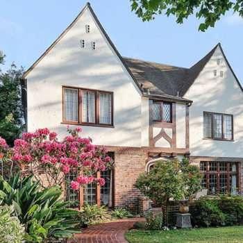 Crocker Highlands Tudor embraces past and welcomes future