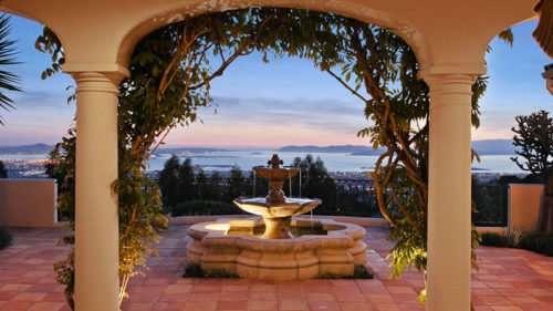 Mediterranean villa in Berkeley open Sunday